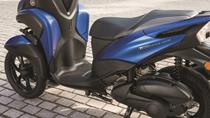 Dynamic style with riding comfort