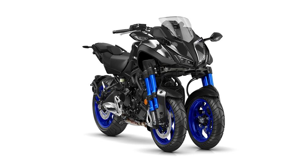 Niken 2018 motorcycles yamaha motor uk 360 360 360 reheart Choice Image