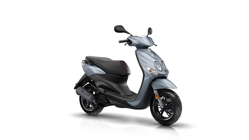2018 Yamaha Neos 4 EU Nimbus Grey Studio