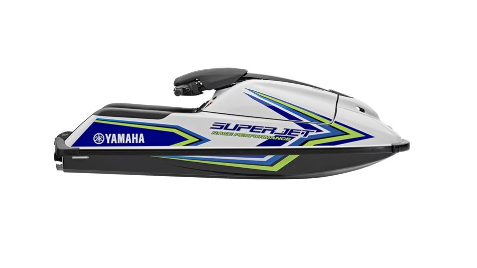 SuperJet™ 2018 - WaveRunners - Yamaha Motor UK