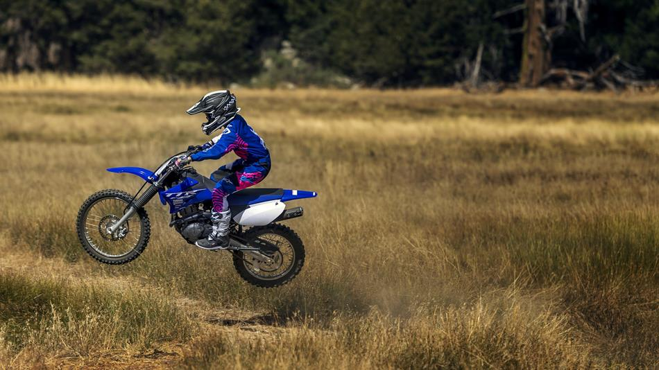 16 2016 Yamaha Wr250f Eu Racing Blue Action 007