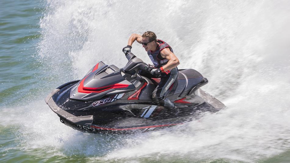 Vxr 174 2018 Waverunners Yamaha Motor Uk