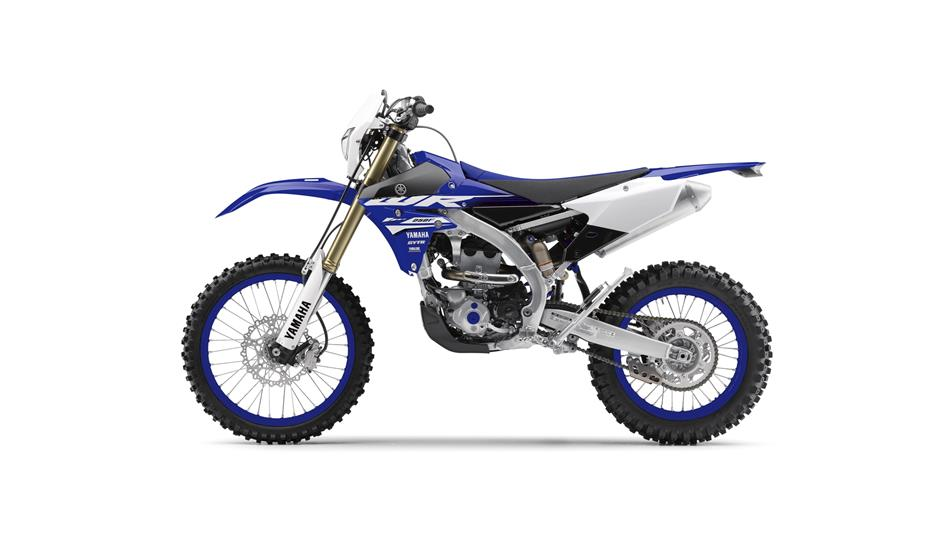 Wr250f 2018 Motorcycles Yamaha Motor Uk