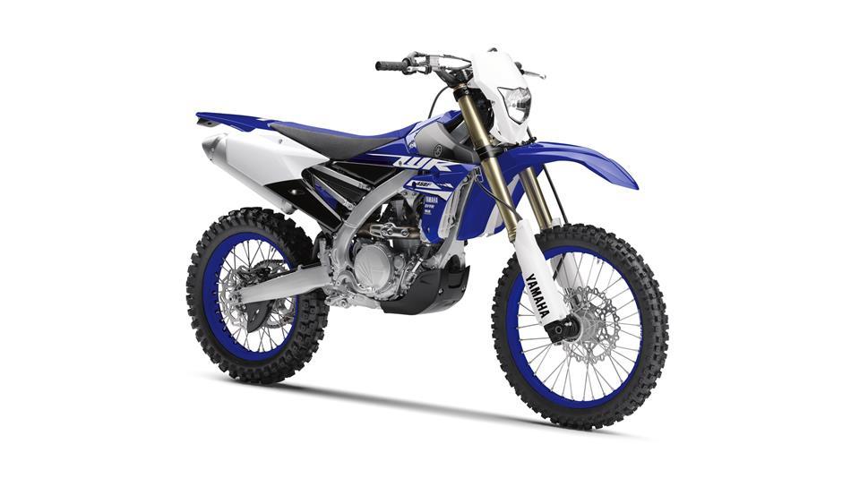 moto yamaha wrf 450