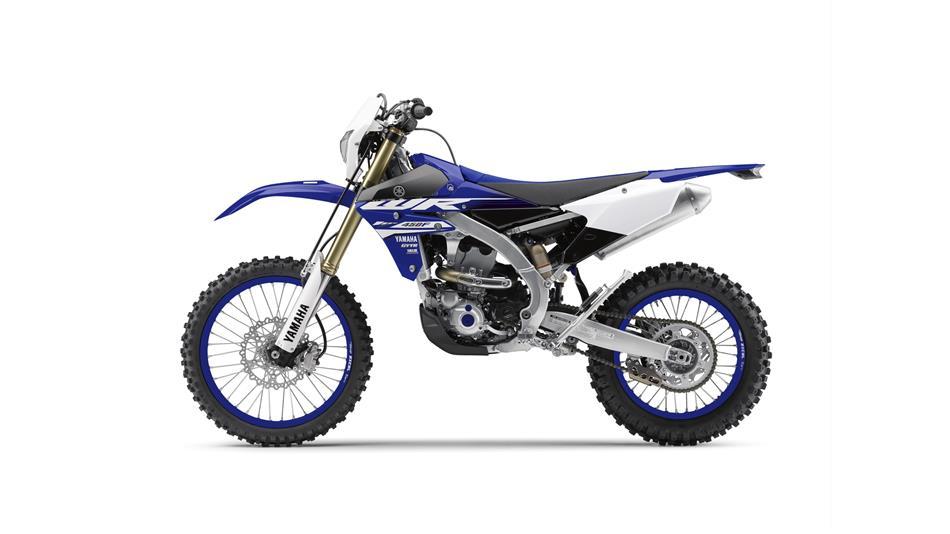 moto yamaha 450 enduro