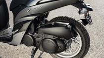 Motor de 4 tiempos y 125 cc conforme a EU4 y con refrigeración líquida