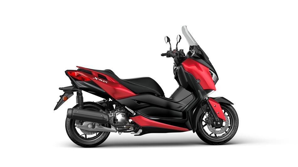 x max 125 2018 scooters yamaha motor espa a. Black Bedroom Furniture Sets. Home Design Ideas