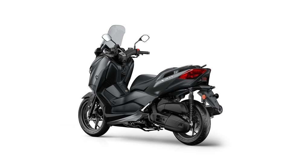 x max 125 2018 scooters yamaha motor espa a. Black Bedroom Furniture Sets. Home Design Ideas