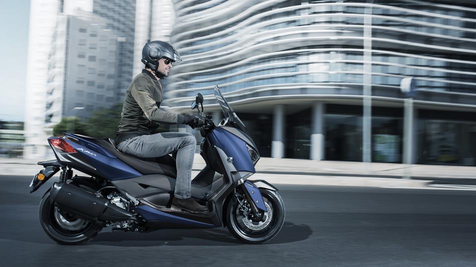xmax 300 2018 scooter yamaha motor france. Black Bedroom Furniture Sets. Home Design Ideas