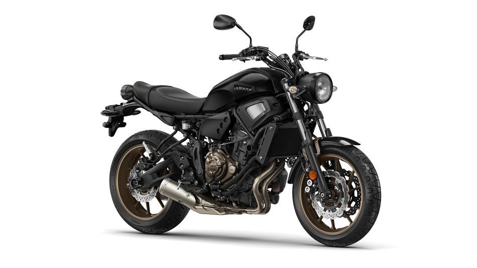 Yamaha lanza la Xrs700 2018