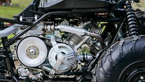 Nieuwe 421cc motor van Yamaha