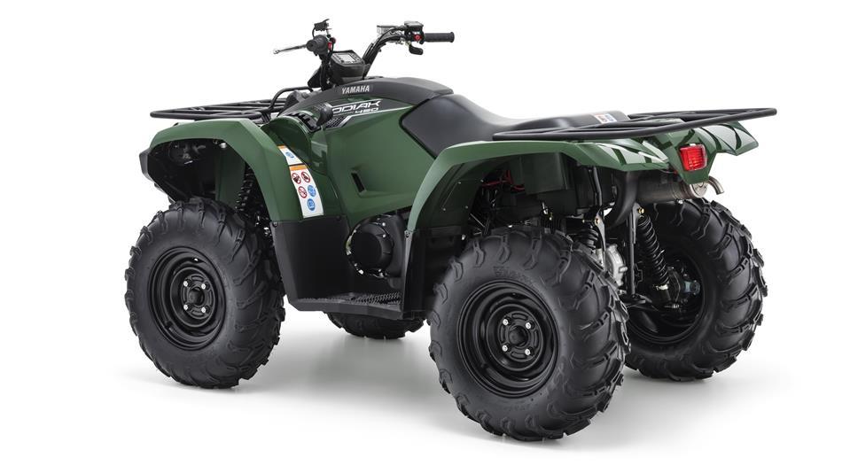 quad yamaha 450