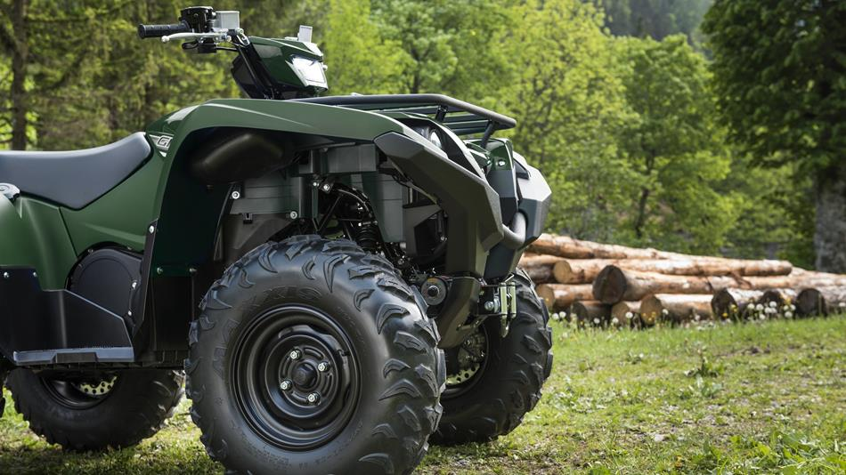 Grizzly 700 eps se 2018 points forts et caract ristiques for 2018 yamaha grizzly 700 specs
