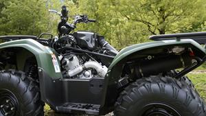 708cc DOHC-motor