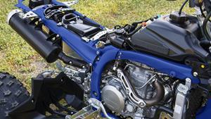 Отработанная конструкция двигателя