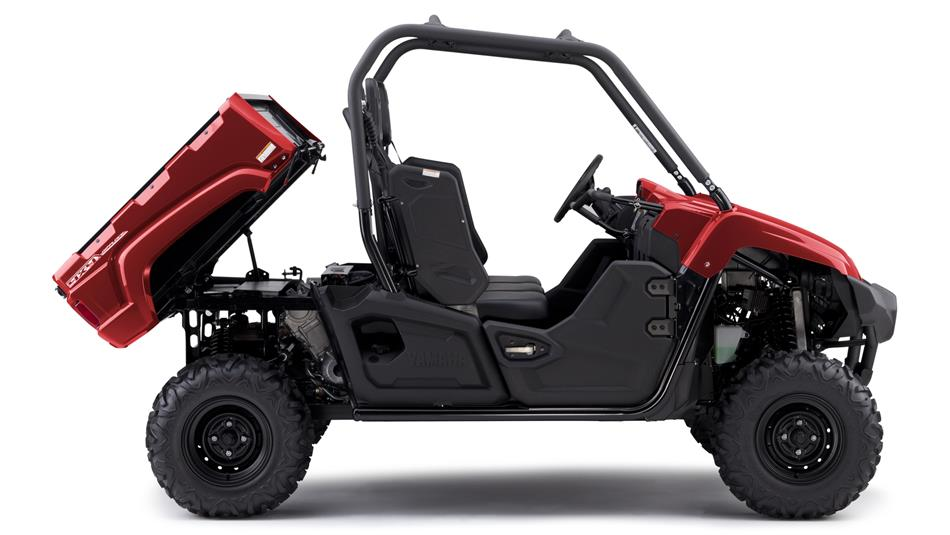 Viking 2018 points forts et caract ristiques ssv for Red yamaha viking