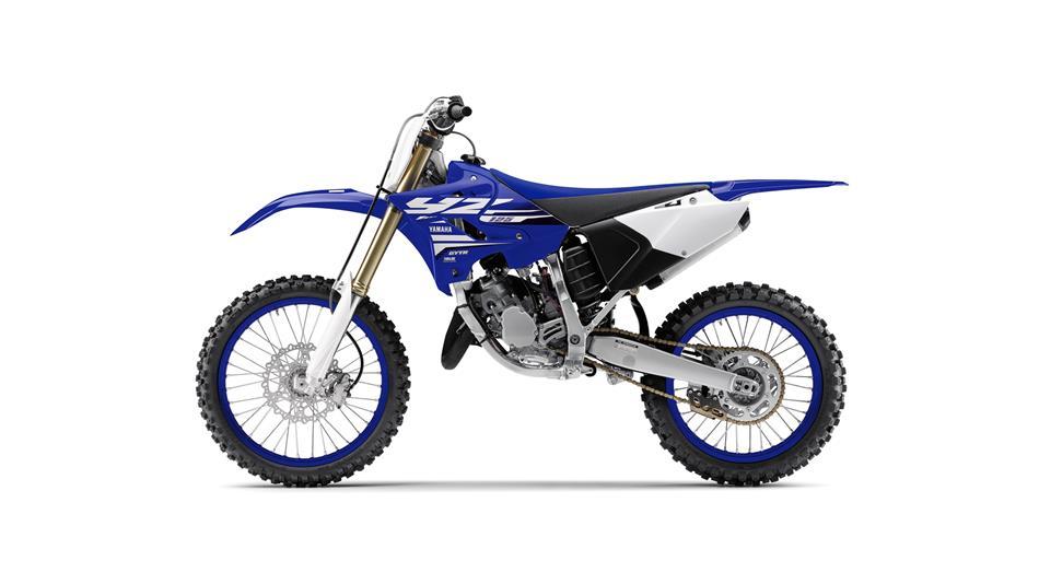 yz125 2018 motocicli yamaha motor italia. Black Bedroom Furniture Sets. Home Design Ideas