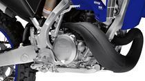 Motor în 2 timpi de 250 cc cu YPVS
