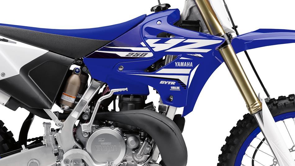Yz250 2018 dane techniczne motocykle yamaha motor polska for 2018 yamaha yz250