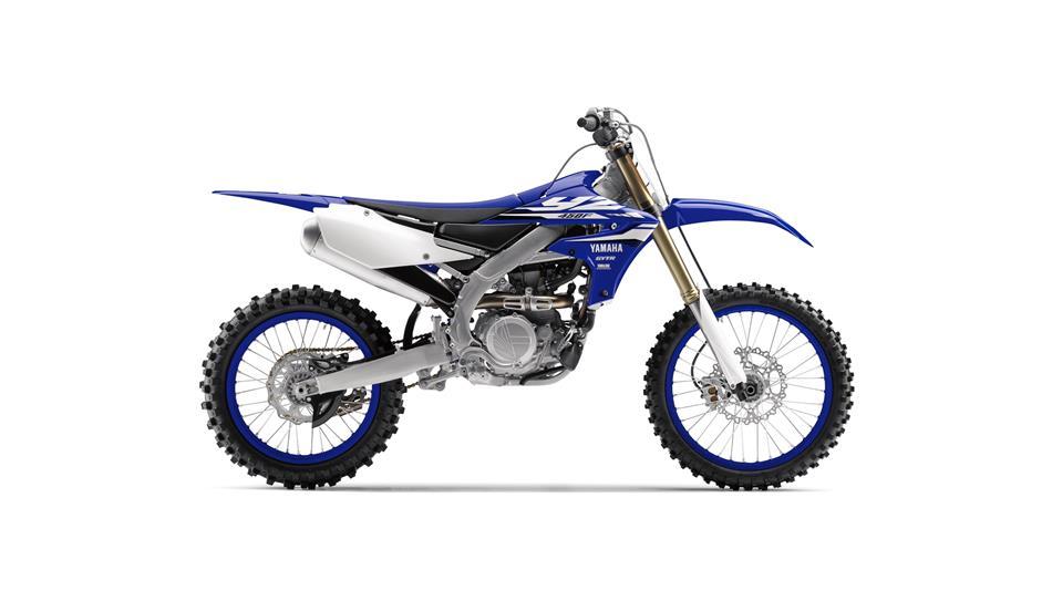 Yz450f 2018 motorcycles yamaha motor uk for 2018 yamaha 450 atv
