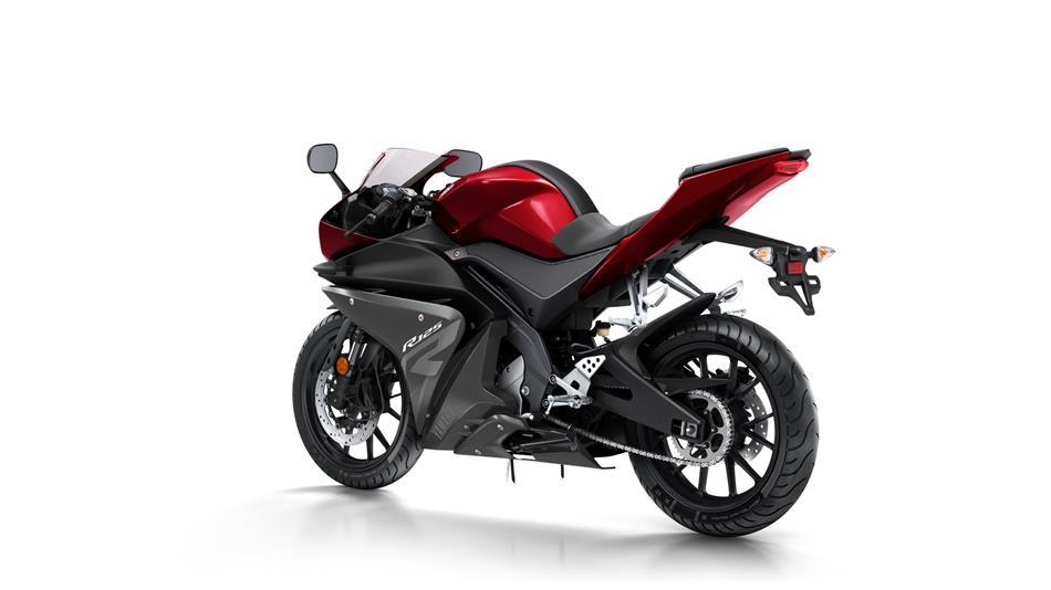 Yamaha R15 2015 Red