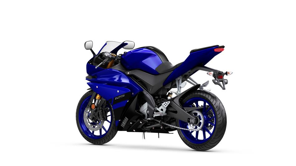 Yzf R125 2018 Motorcycles Yamaha Motor Uk