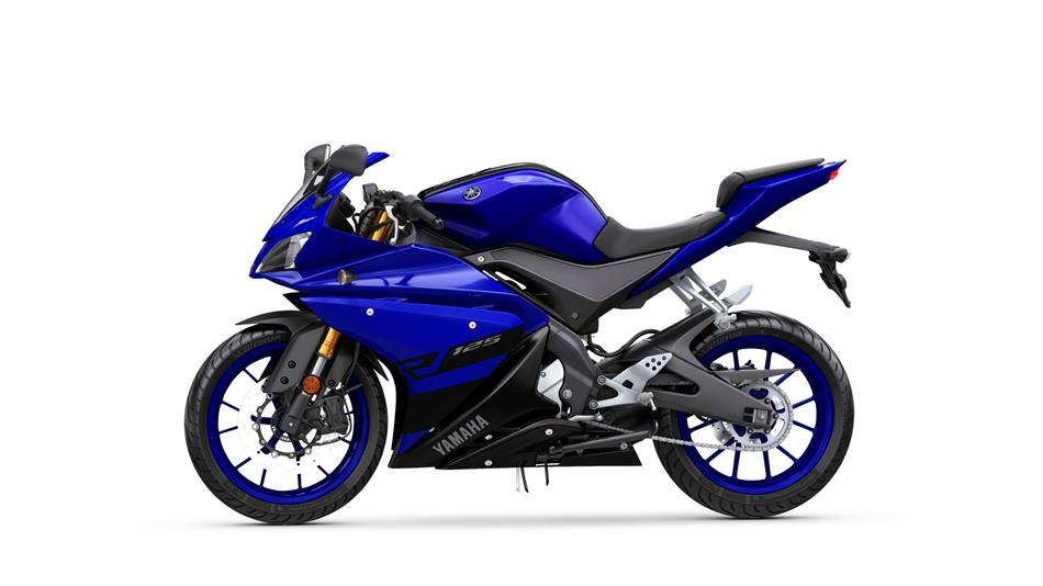 yzf r125 2018 motorcycles yamaha motor uk. Black Bedroom Furniture Sets. Home Design Ideas