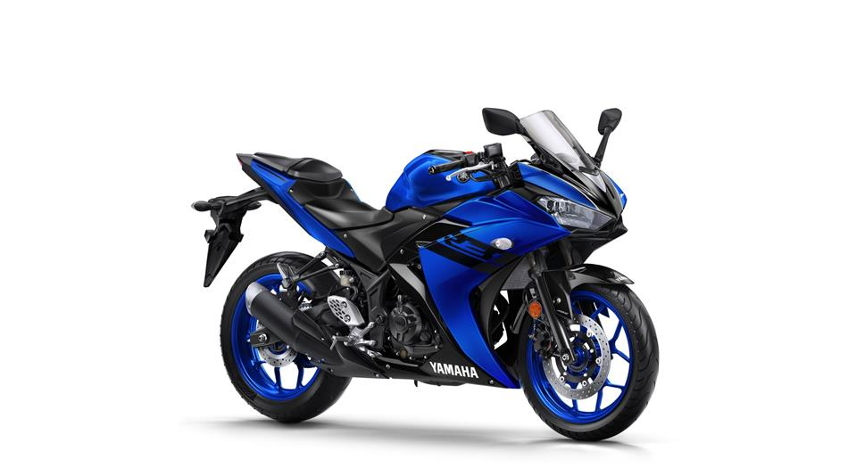 What Yamaha R Exhaust Fits On A