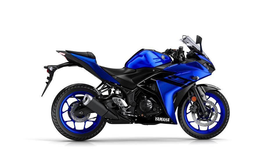 мотоцикл yamaha yzf r3