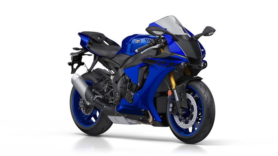 YZF-R1 2018 - Motorcycles - Yamaha Motor UK