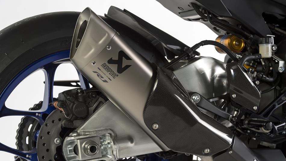 YZF-R1M 2018 Zubehör - Motorräder - Yamaha Motor Deutschland GmbH