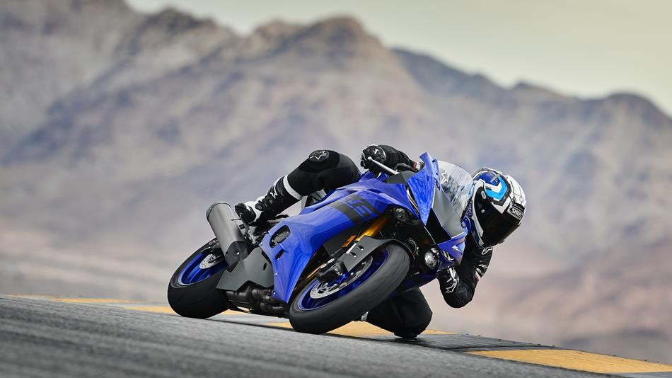 YZF-R6 2018 - Motorcycles
