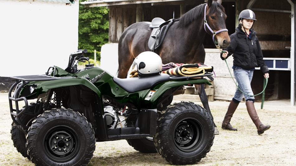 Grizzly 350 2WD 2019 - ATV - Yamaha Motor Deutschland GmbH