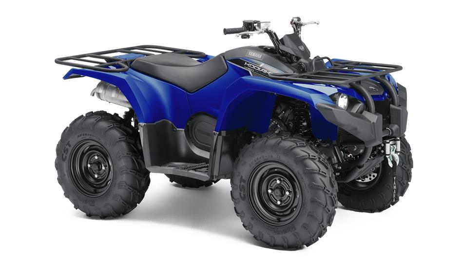 Kodiak 450 2019 Atv Yamaha Motor Uk