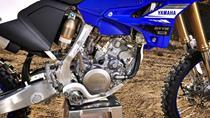 Motor a 2 tempos de 125cc