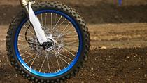 New axle brackets & wheel collars