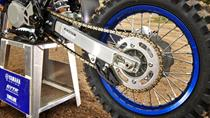 Suspensão traseira monocross