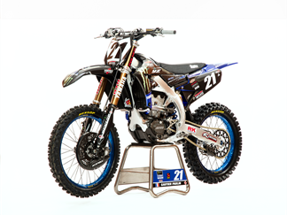 YZ450F Wilvo Yamaha Official MXGP Team - Yamaha Racing