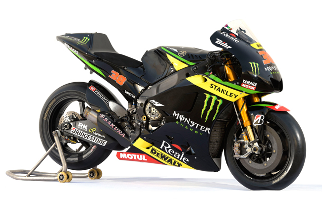 YZR-M1 Monster Yamaha Tech3