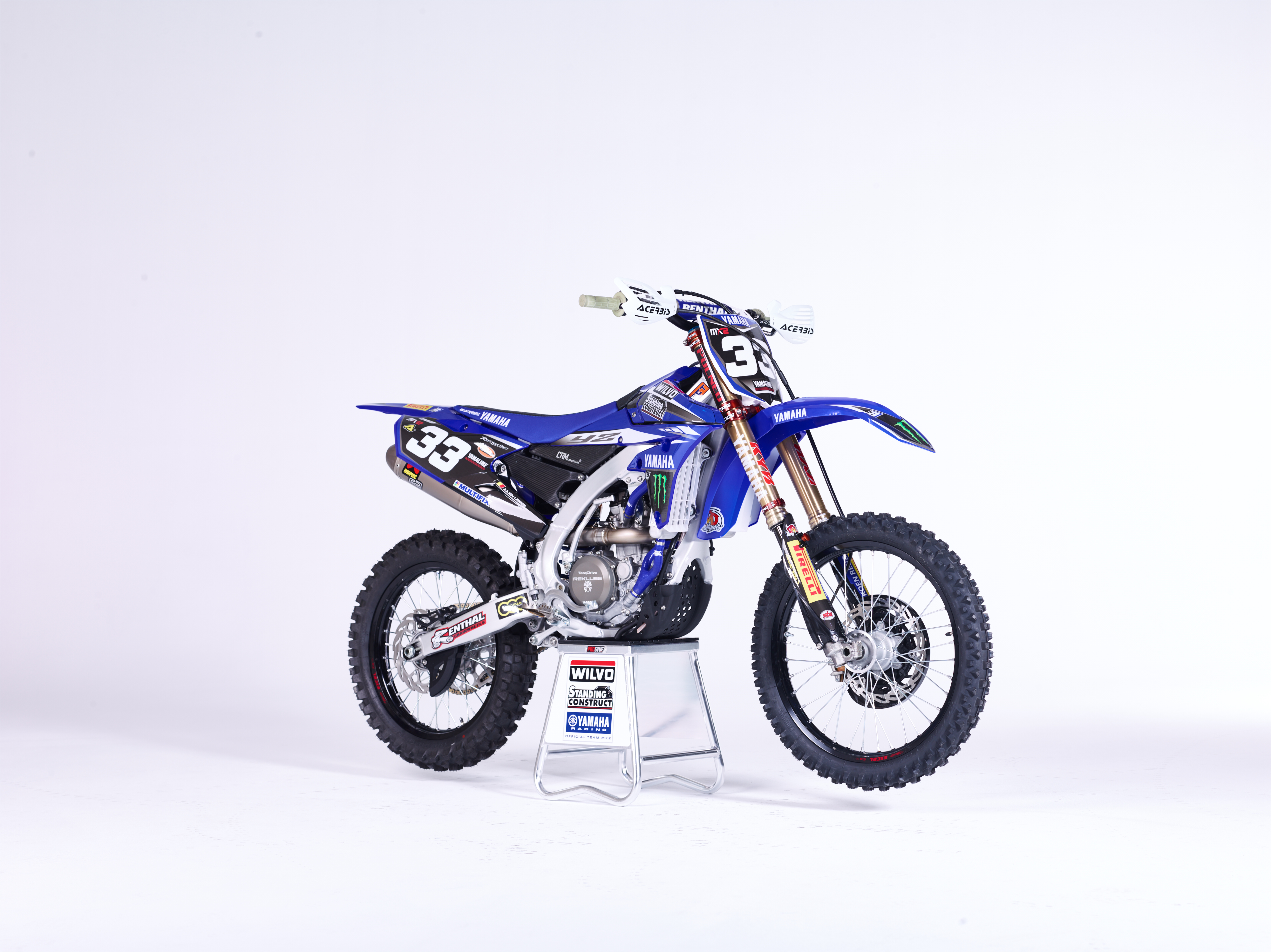 MX2 Standing Construct YZ250F