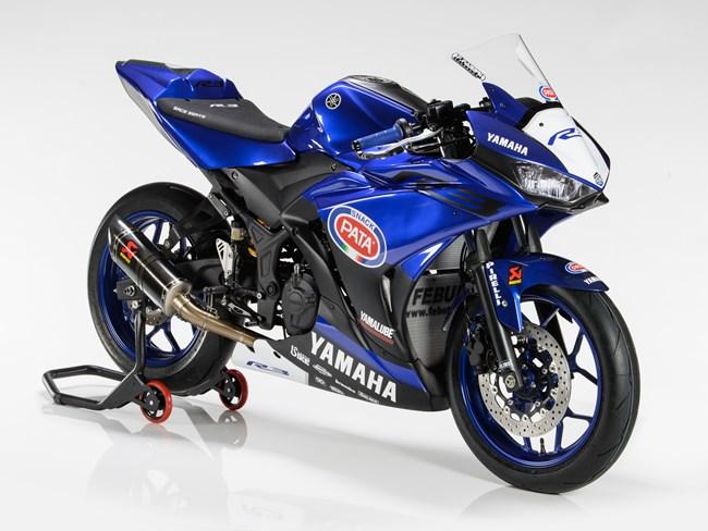 Worldssp300 Yzf R3 Yamaha Racing