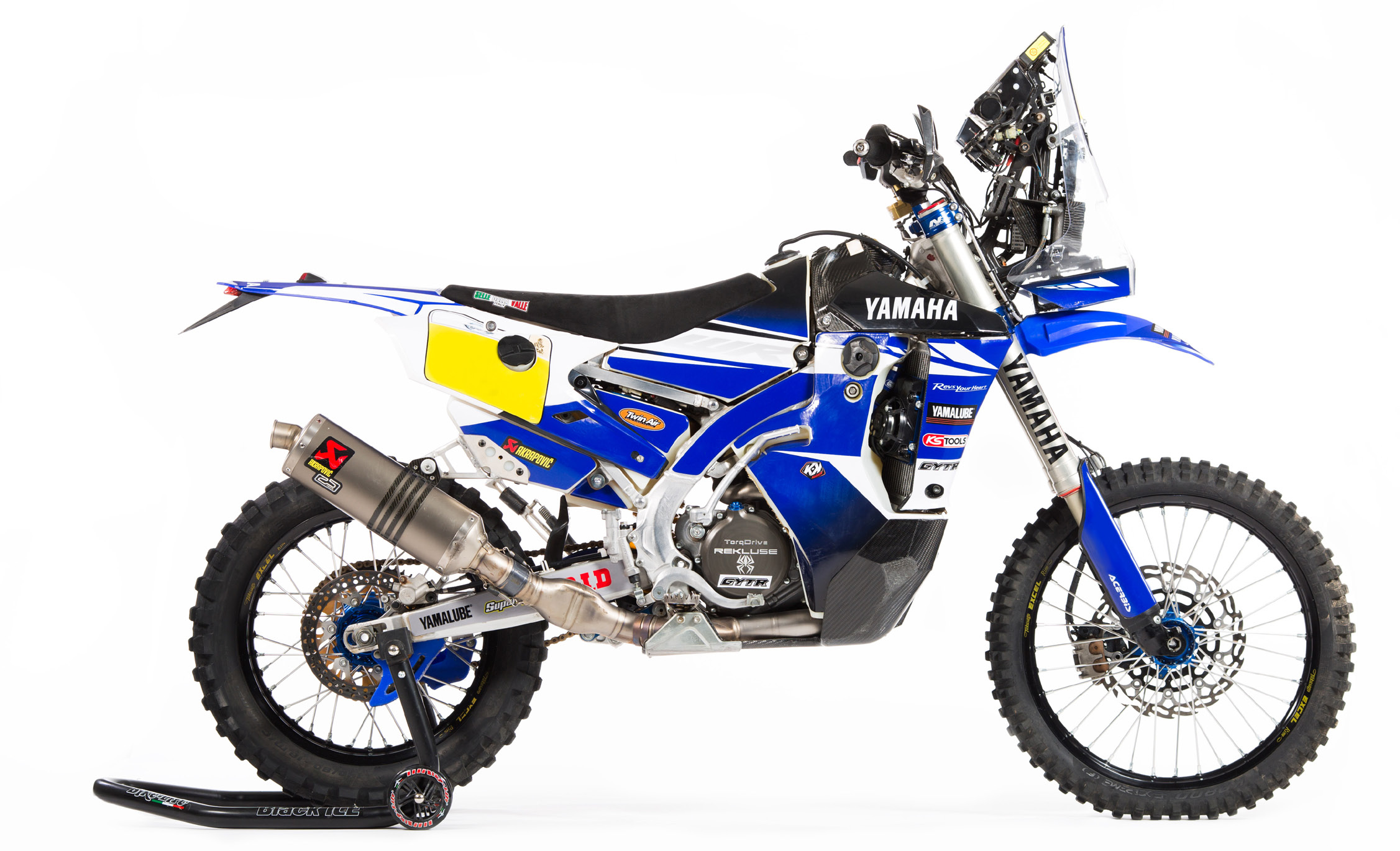 announcing the official yamaha wr450f rally replica yamaha racing. Black Bedroom Furniture Sets. Home Design Ideas