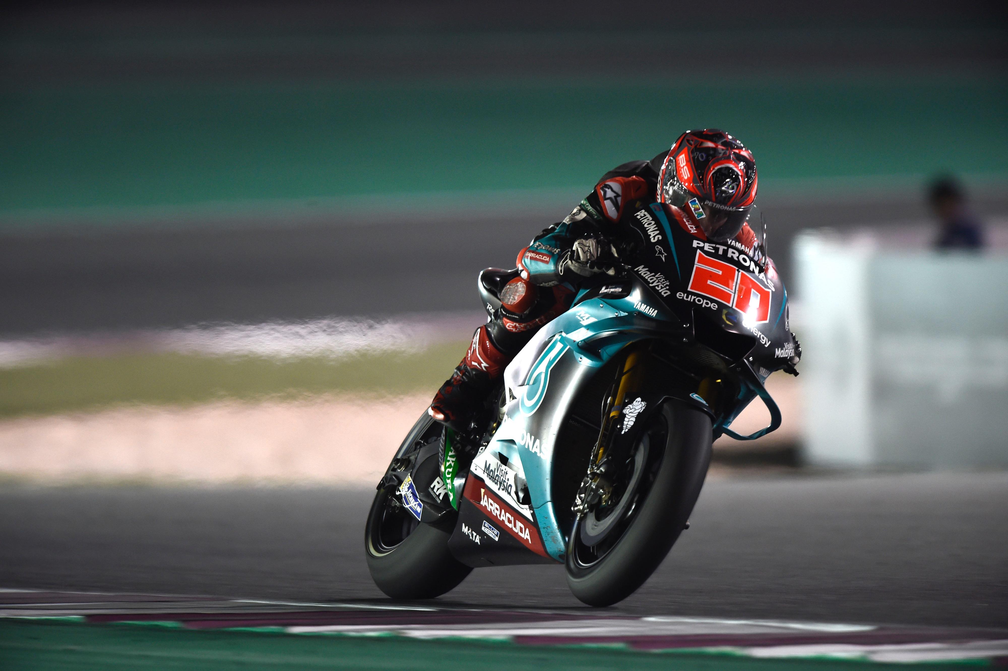 Petronas Yamaha Srt Make Point Scoring Motogp Debut Total Motorcycle