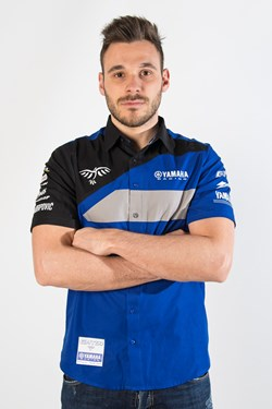 Niccolò Canepa - Pata Yamaha Official WorldSBK Team Test Rider