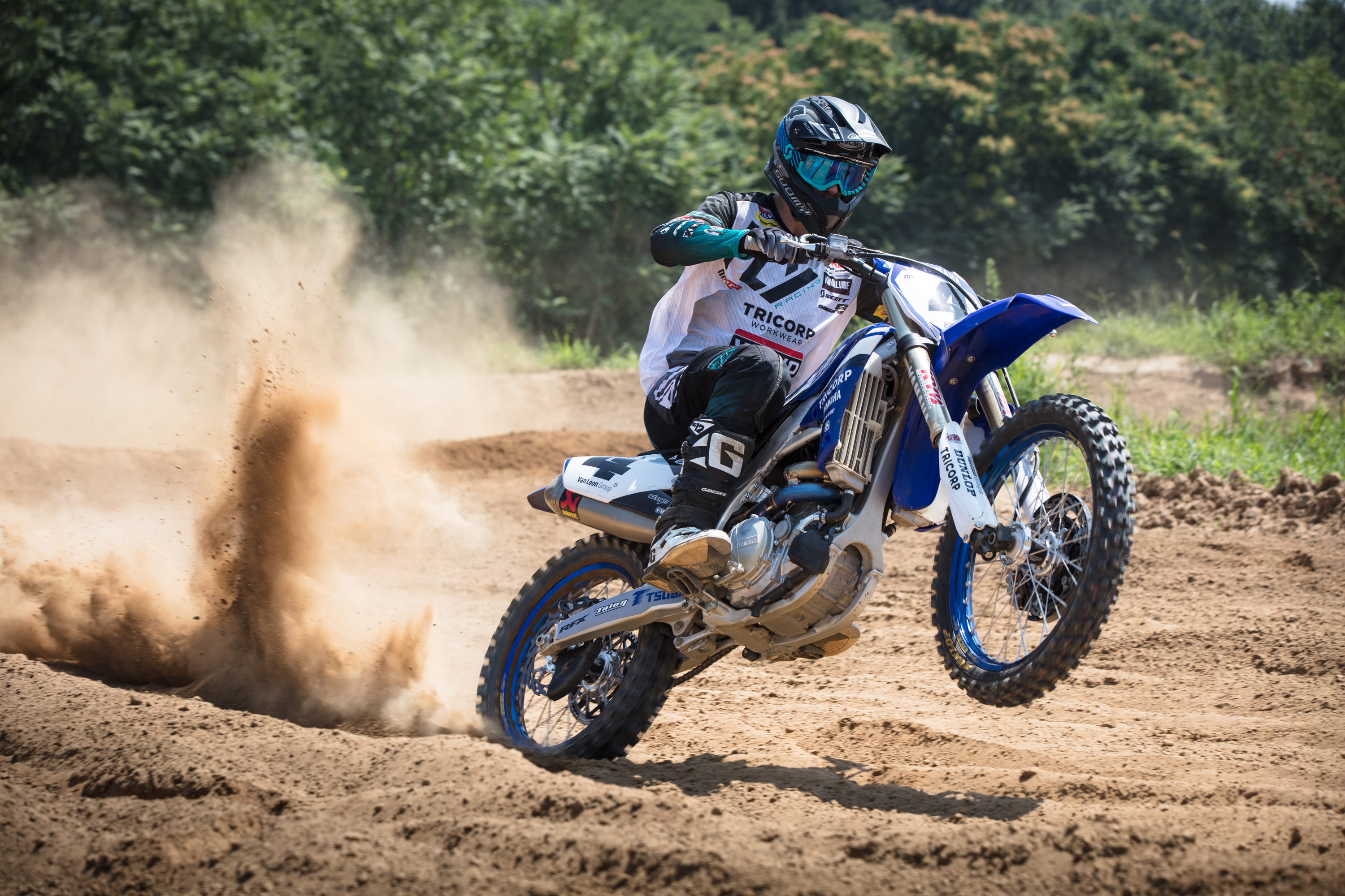 Tonus To Debut The 2018 Yamaha Yz450f At The Czech Gp