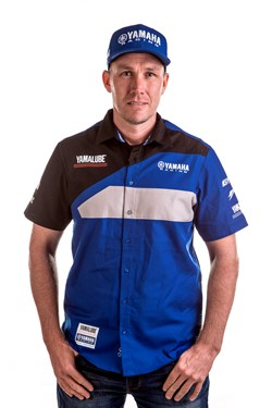 Rodney Faggotter - Yamalube Yamaha Official Rally Team