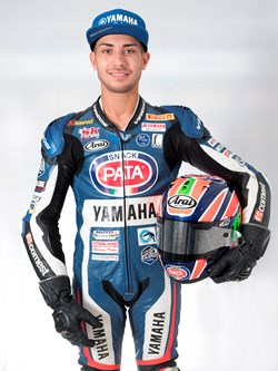 Alfonso Coppola - GRT Yamaha Official WorldSSP Jnr Team