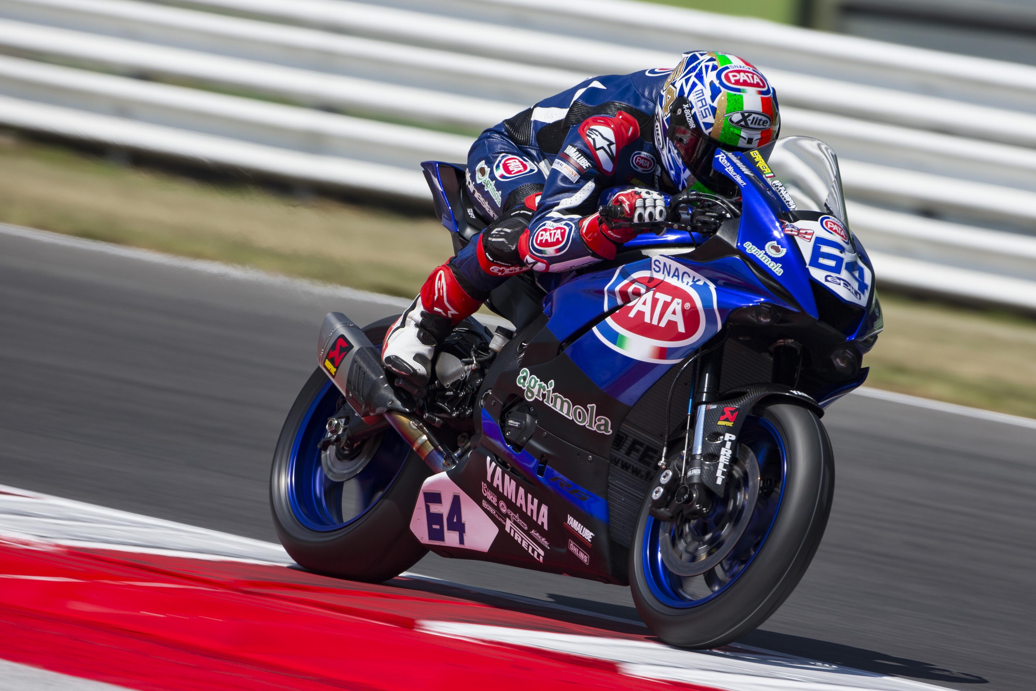 GRT Yamaha Turn up the Heat on Friday at Misano - Yamaha Racing