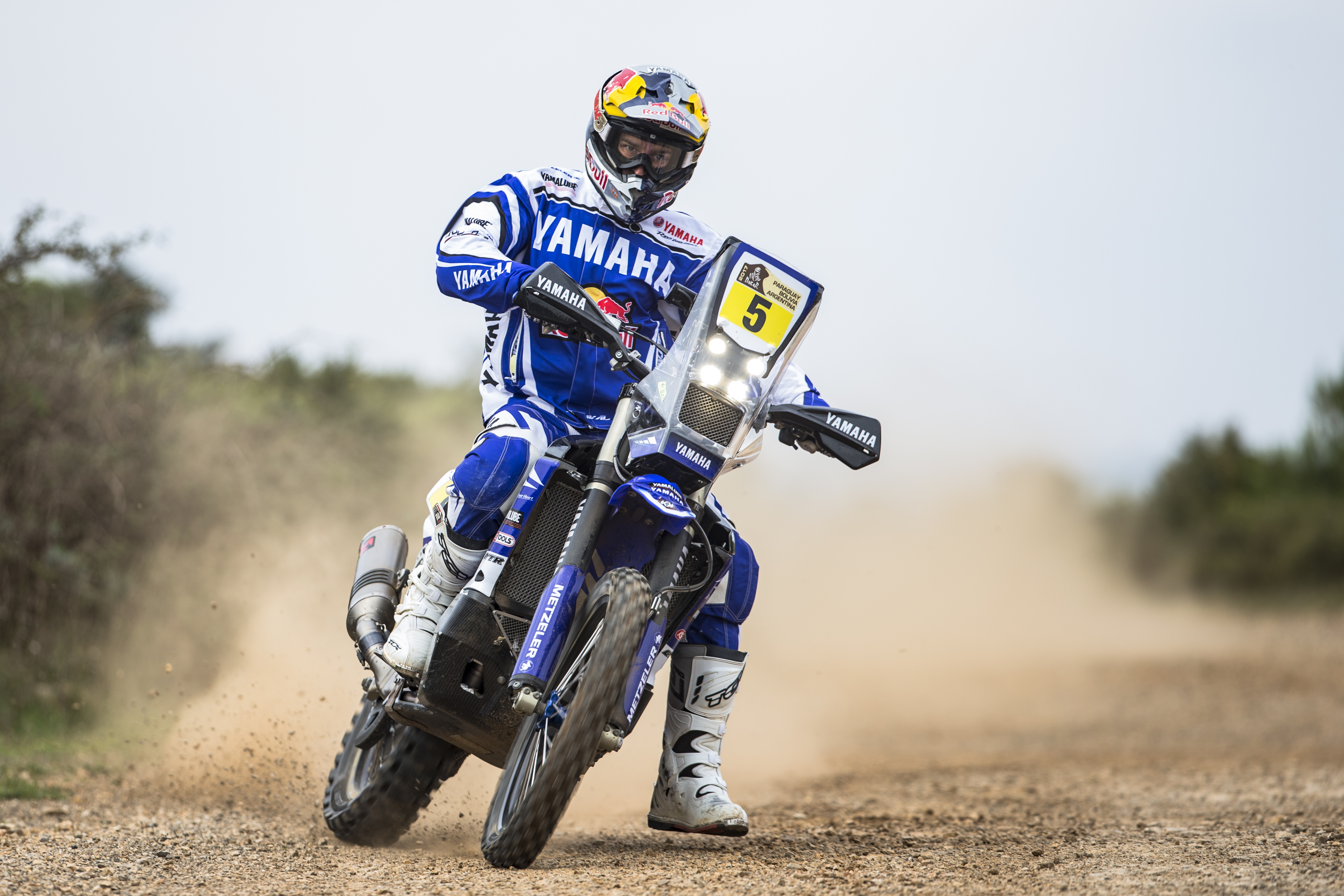 The 2017 WR450F Rally is set for Dakar Challenge - Yamaha Racing