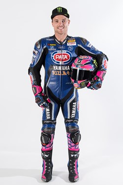 Alex Lowes - Pata Yamaha Official WorldSBK Team